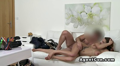 Fake agent, Casting couch x