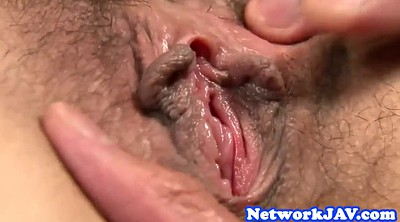 Japanese shemale, Shemale pussy, Creampie close up
