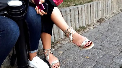 Street, New, Toes, Street outdoor