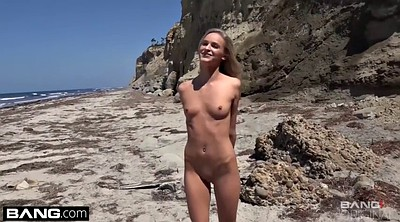 Strip, Emma, Emma hix, Toy public, Beach masturbation