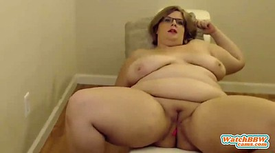 Young bbw, Webcam, Very young