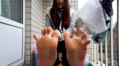 Asian foot, Chinese foot, Sole, Foot fetish, Chinese feet, Chinese m