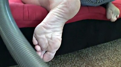 Mature amateur, Sole, Mature foot, Mature feet