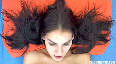 Solo girl, Girls orgasm, Girls masturbating