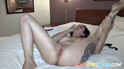 Masturbation, Big tits solo, Alone