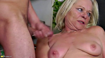 Grandma, Milf boy, Young boy, Grandmas, Student punished, Milf and boy