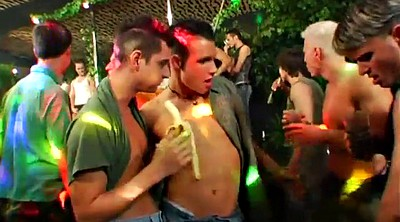 Orgy anal, Gay orgy, Anal party