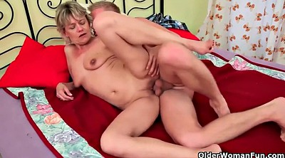 Mature mom, Sex old, Granny group