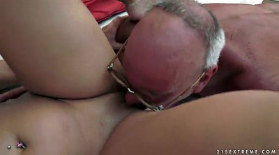 Linda, Licking, Old orgasm