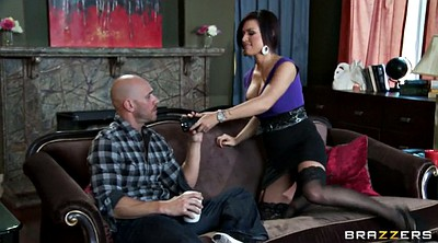 Housewife, Eva angelina, Tease, Big clits