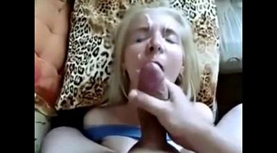Cum compilation, Amateur facial compilation