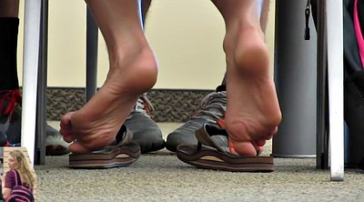 Foot, Library, Sole, Candid