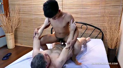 Daddy, Dad, Asian interracial