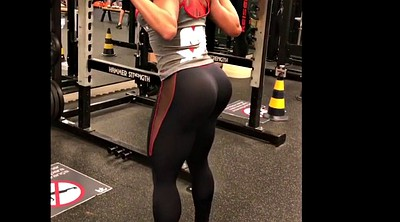 Big booty, Workout