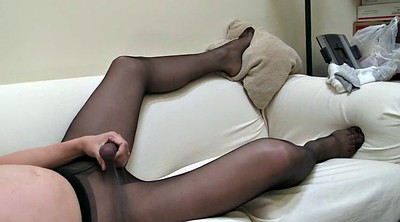Crossdresser, Solo girls, Strokes
