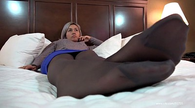 Nylon foot, Pantyhose foot
