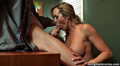 Milf office, Boss, Brandi