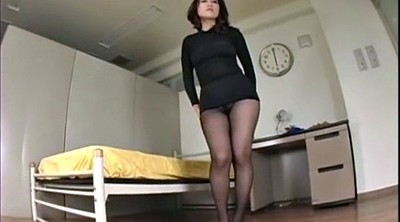 Japanese pantyhose, Japanese solo, Asian pantyhose