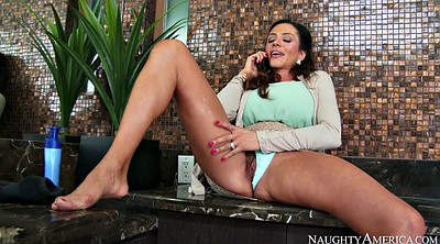 Phone, Ariella ferrera, Clit, Solo milf, On phone
