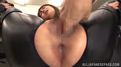 Teen threesome, Long nail, Vibration, Asian double