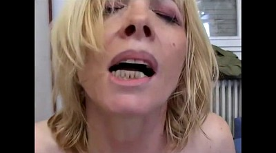 French mature, Mature fuck