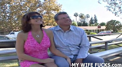 Real wife, Wife watching