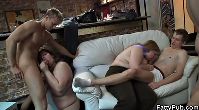 Group bbw, Final, Bbw orgy