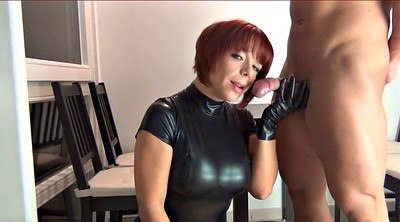 German mature, Latex mature