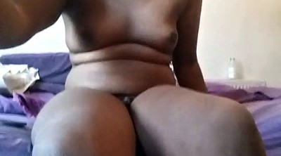Cumming, Bbw black