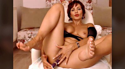 Sounding, Sound, Mature foot, Mature feet, Milf feet, Feet face