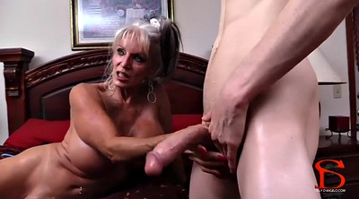 Family, Mother, Mother son, Granny creampie, Grandma, Family fuck