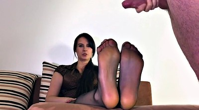 Mother, Nylon foot, Nylon feet, Step mother