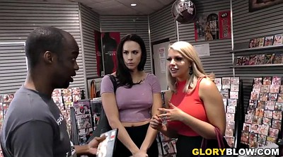 Gloryhole, Chanel preston, Glory hole, Preston, Brooklyn chase, Brooklyn