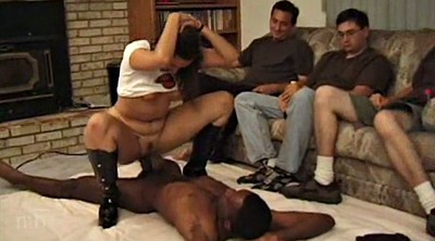 Interracial cuckold, Nerd