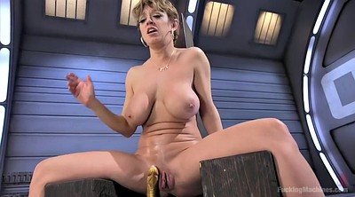 Mom anal, Fucking machine, Squirting mom, Orgasm machine, Busty mom