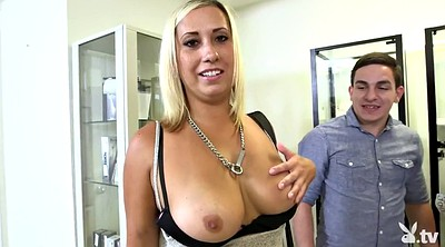 Money, Boobs, For money, Public flashing