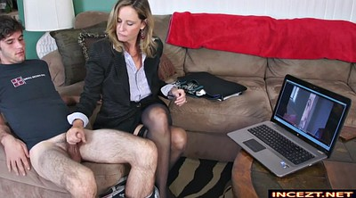 Blackmail, Mother son, Mother and son, Son blackmail, Blackmailed