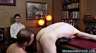 Tied, Rimming, Mormon
