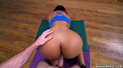 Gym, Latina doggystyle, Curvy pov