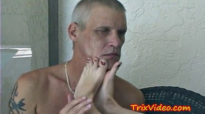 Cute, Granny foot, Teen old man, Granny feet, Babysitter
