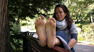 Sexy feet, Foot sole