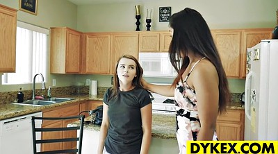 Young girl, Brooke, Old lesbian