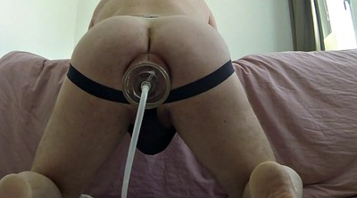 Toy, Surprise anal, Femdom anal