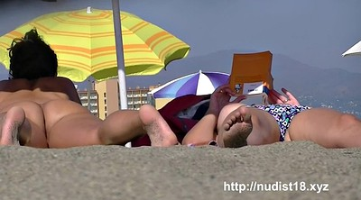 Video, Nudist beach