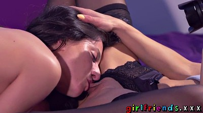 Lesbian babe, Eating pussy