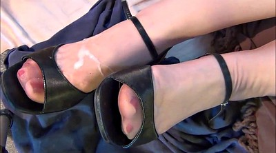 Nylon feet, Nylon foot, Shoes, Nylons feet