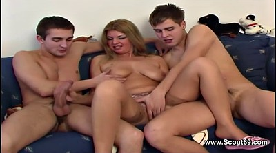 Mother, Young boy, Mature boy, Old granny, Mature milf boy