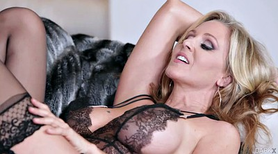 Julia ann, Monster cock