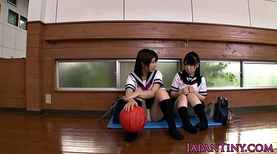 Japanese schoolgirl, Japanese uniform, Japanese threesome, Asian fuck, Japanese b, Small creampie