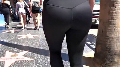 Spandex, Phat ass